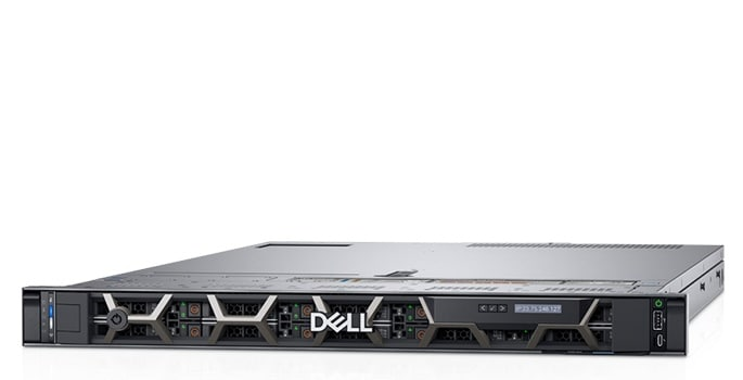 PowerEdge R640 14G DELL新款高密度1U机架服务器