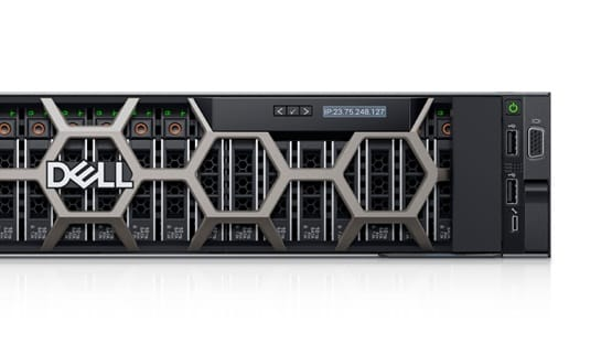 Poweredge R740XD - 借助Dell PowerEdge服务器实现IT转型