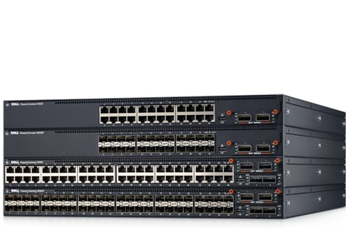 PowerConnect 8100 Series