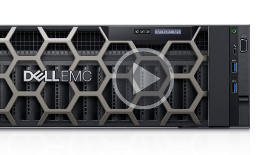 Poweredge R940 - Video