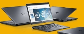 Check out the new Dell Latitude series