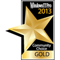 PowerEdge Line - 2013 Windows IT Pro Award