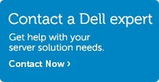 Contact a Dell expert about servers
