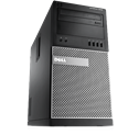Ordinateur de bureau au format mini-tour OptiPlex 9010