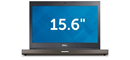 Mobil Dell Precision M4800-arbejdsstation
