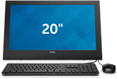 Inspiron 20 3000 Series Touch