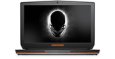 Alienware 17 R2 Notebook ohne Touch-Funktion