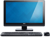 OptiPlex 3011 AIO Touch Desktop with Peripherals.