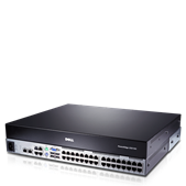 Comutadores de consola PowerEdge