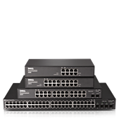 Web-Managed Ethernet Switches