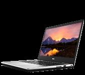 Laptop Inspiron 13 serie 7000 sin función táctil
