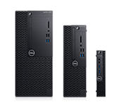 OptiPlex 3000 Series Desktops