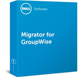 Dell Software - Migrator for GroupWise