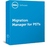 Software Migration Manager for PSTs
