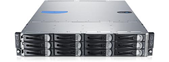 PowerEdge C6145 2U-rackserver met AMD-processor