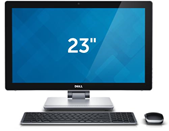 Inspiron One 23 AIO Touch Desktop with Peripherals
