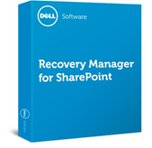 Software Recovery Manager for SharePoint