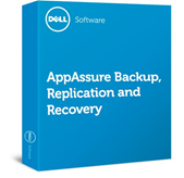 Logiciel AppAssure Backup, Replication and Recovery
