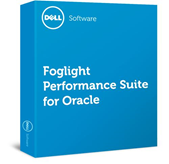 Software Foglight Performance Suite for Oracle