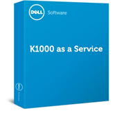 Software K1000 as a service