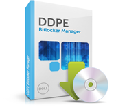 DDPE bitlocker manager 소프트웨어