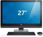 XPS One 27 Touch AIO Desktop