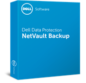 Logiciel : Dell Data Protection | NetVault Backup