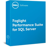 Software Foglight Performance Suite for SQL Server