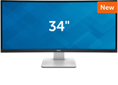 UltraSharp 34 (u3415w) Monitor