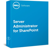 Software Server Administrator for SharePoint