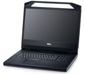 Dell 1-HE-LED-Rack-Konsole
