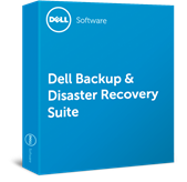 Dell Backup & Disaster Recovery Suite
