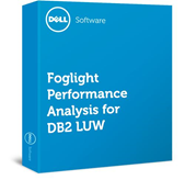 Software Foglight Performance Analysis for DB2 LUW