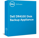 Software Dell DR4100 Disk Backup Appliance