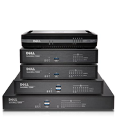 Dell SonicwALL série TZ