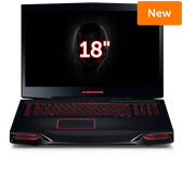 alienware m18x laptops