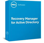 Software Recovery Manager for Active Directory