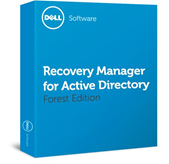 Software Recovery Manager for Active Directory Forest Edition