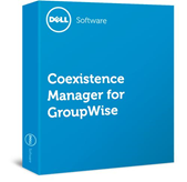 Logiciel Coexistence Manager for GroupWise