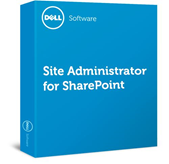 Logiciel Site Administrator for SharePoint