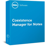 Dell Software - Coexistence Manager for Notes