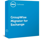 Software GroupWise Migrator for Exchange