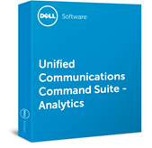 Unified Communications Command Suite - Analytics