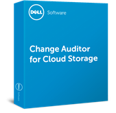 Dell Software - Change Auditor for Cloud Storage