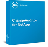 Software ChangeAuditor for NetApp