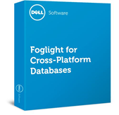 Software Foglight for Cross-Platform Databases