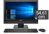 Ordinateur de bureau OptiPlex 5250 All-in-One