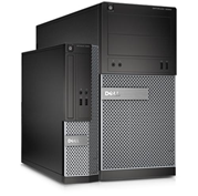 Stationær OptiPlex 3020 MT-pc og stationær SFF-pc