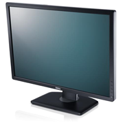 O monitor Dell U2412M UltraSharp