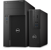 Dell Precision Tower 3000-serien (3420, 3620)
